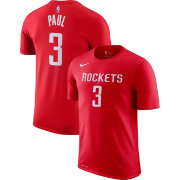 Nike Youth Houston Rockets Chris Paul #3 Dri-FIT Red T-Shirt