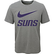 Nike Youth Phoenix Suns Dri-FIT Legend Grey T-Shirt