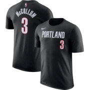 Nike Youth Portland Trail Blazers C.J. McCollum #3 Dri-FIT Black T-Shirt