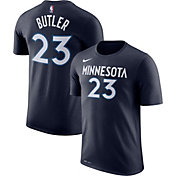 Nike Youth Minnesota Timberwolves Jimmy Butler #23 Dri-FIT Navy T-Shirt