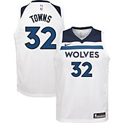 8c01808b9 Product Image · Nike Youth Minnesota Timberwolves Karl-Anthony Towns  32  White Dri-FIT Swingman Jersey