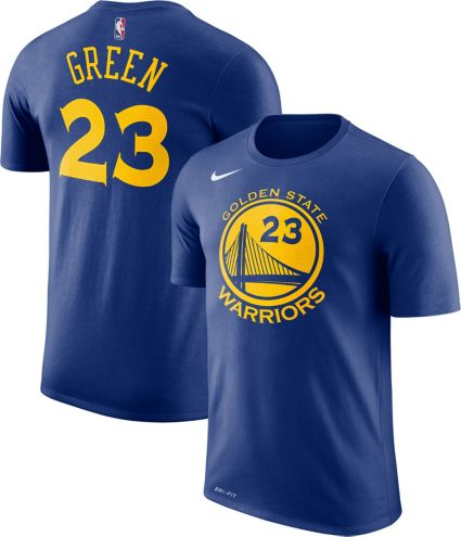 1c8ed6a0b Nike Youth Golden State Warriors Draymond Green  23 Dri-FIT Royal T-Shirt.  noImageFound