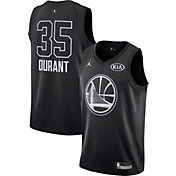 Jordan Youth 2018 NBA All-Star Game Kevin Durant Black Dri-FIT Swingman Jersey