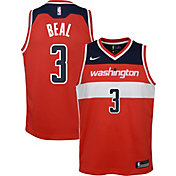 Nike Youth Washington Wizards Bradley Beal #3 Red Dri-FIT Swingman Jersey