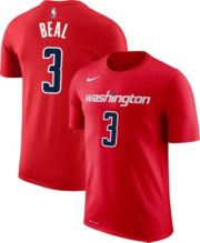 sneakers for cheap 26b9b 24b28 Nike Youth Washington Wizards Bradley Beal #3 Dri-FIT Red T-Shirt