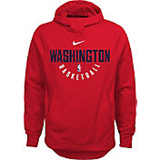 Nike Youth Washington Wizards Therma-FIT Red Practice Performance Hoodie