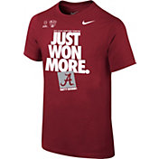 Nike Youth Alabama Crimson Tide 2018 Allstate Sugar Bowl Champions Locker Room T-Shirt