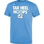 Nike Youth North Carolina Tar Heels Carolina Blue Basketball Legend T-Shirt