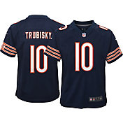 Nike Youth Home Game Jersey Chicago Bears Mitchell Trubisky #10