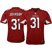 Nike Youth Home Game Jersey Arizona Cardinals David Johnson #31