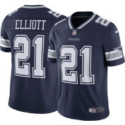 Nike Youth Limited Jersey Dallas Cowboys Ezekiel Elliott #21