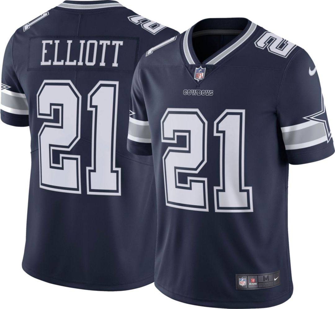 save off f4669 ae22e Nike Youth Limited Jersey Dallas Cowboys Ezekiel Elliott #21