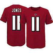 Nike Youth Atlanta Falcons Julio Jones #11 Pride Red T-Shirt