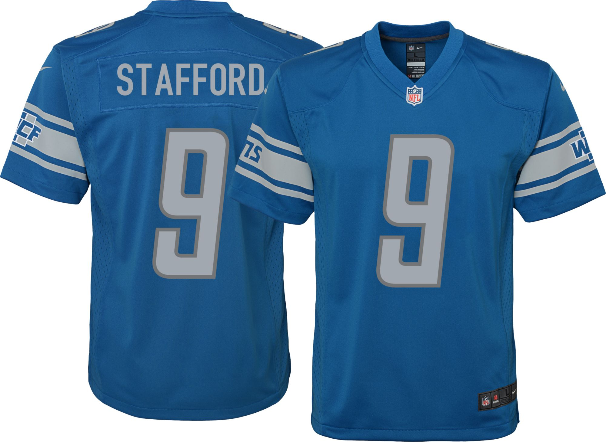 stafford youth jersey