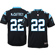 Nike Youth Home Game Jersey Carolina Panthers Christian McCaffrey #22