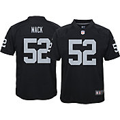 Nike Youth Home Game Jersey Oakland Raiders Khalil Mack #52