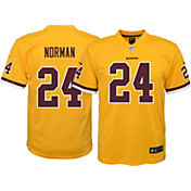 Nike Youth Color Rush Game Jersey Washington Redskins Josh Norman #24