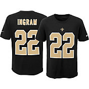 Nike Youth New Orleans Saints Mark Ingram #22 Pride Black T-Shirt