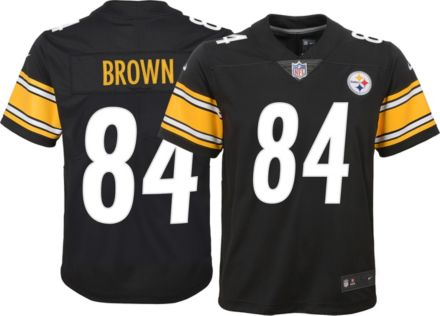 Nike Youth Home Limited Jersey Pittsburgh Steelers Antonio Brown  84 e5604bf66