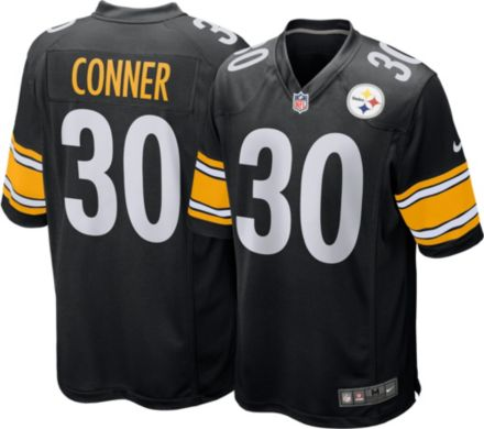 961eeff24 Nike Youth Home Game Jersey Pittsburgh Steelers James Conner #30
