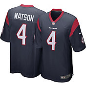 Nike Youth Home Game Jersey Houston Texans Deshaun Watson #4