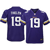 Nike Youth Home Game Jersey Minnesota Vikings Adam Thielen #19