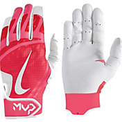 Nike Girls' Hyperdiamond Edge Batting Gloves 2018
