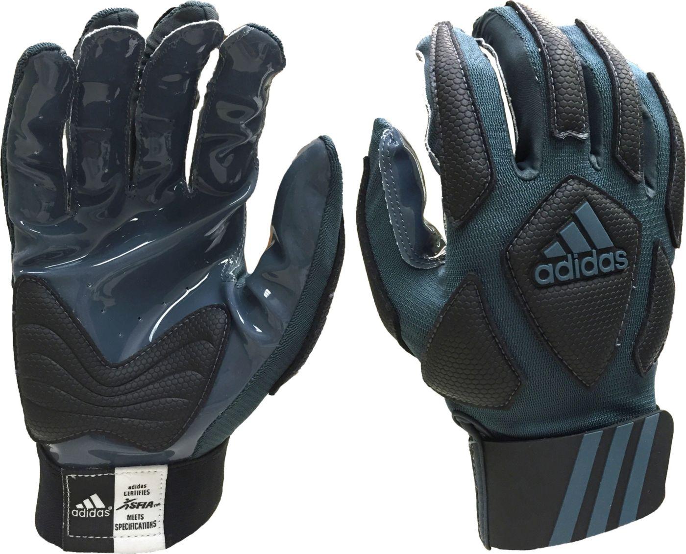 adidas Youth Scorch Destroy Lineman Gloves