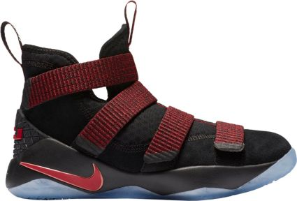 newest 36d37 10c33 promo code for cheap lebron 12 black red white blue shoes 9801b 25fed   germany nike kids grade school lebron soldier xi basketball shoes 10b9a  a8cc0