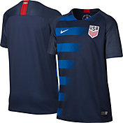 Nike Youth USA Soccer Breathe Stadium Away Replica Jersey