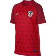 Nike Youth USA Soccer Red Training Top