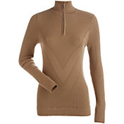Nils Women's Natalie Quarter Zip Sweater