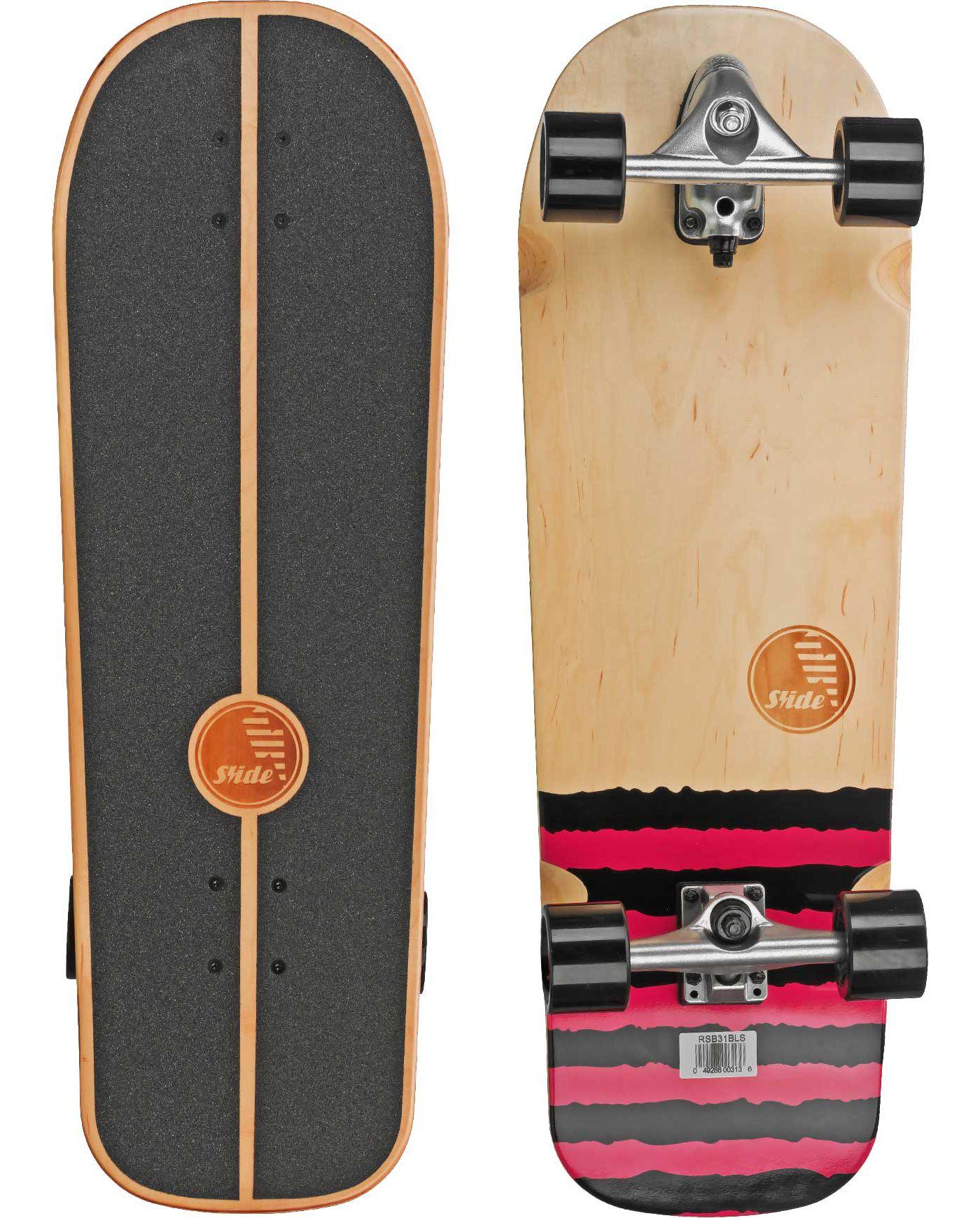 """Slide Street 31"""" Surf Skateboard"""