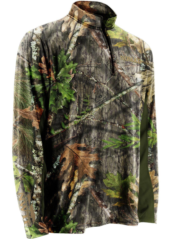 8997c865f5086 NOMAD Men's NWTF Quarter Zip Long Sleeve Shirt | DICK'S Sporting Goods