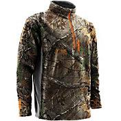 NOMAD Men's Southbender 1/4 Zip Hunting Jacket