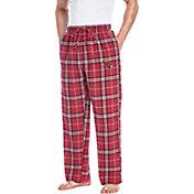 Concepts Sport Men's Arizona Cardinals Huddle Flannel Pants