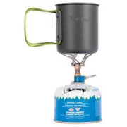 Olicamp Ion Micro Titanium Stove with Space Saver Mug