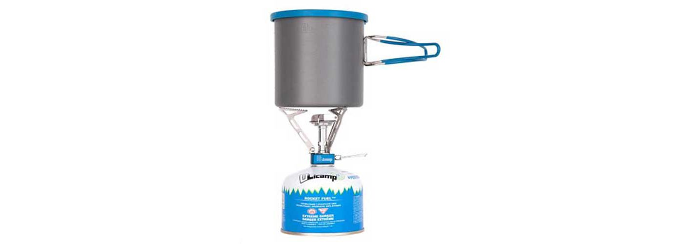 Olicamp Vector Stove with LT Pot