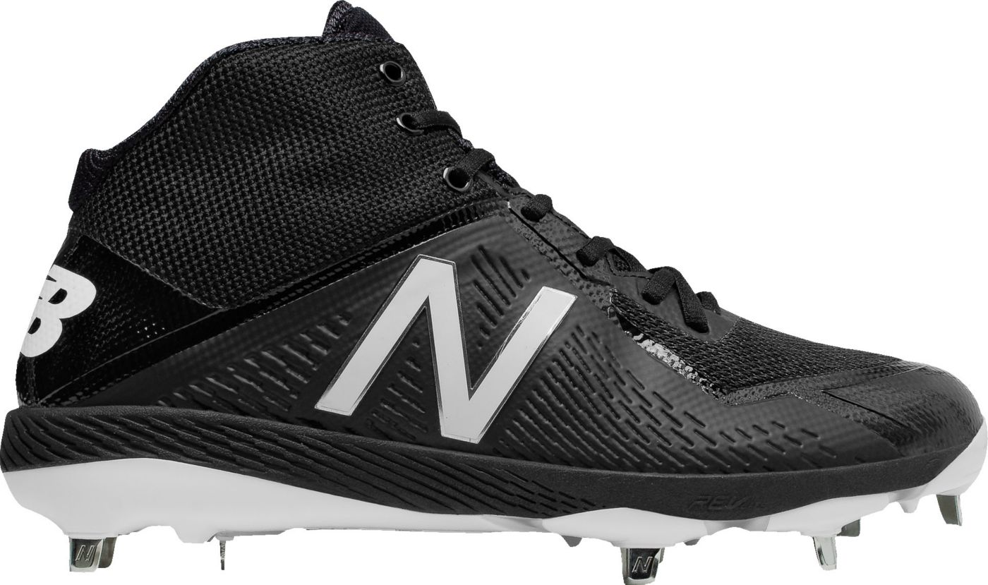 New Balance Men's 4040 V4 Mid Metal Baseball Cleats