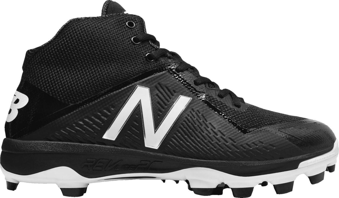 New Balance Men's 4040 V4 Mid TPU Baseball Cleats