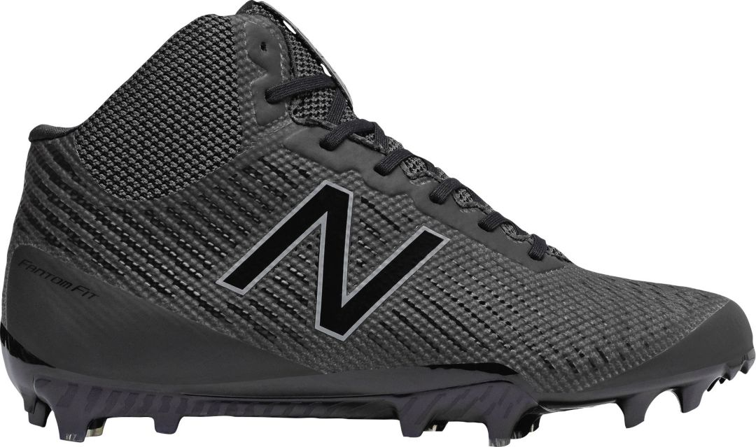 9d6e5c8b New Balance Men's Burn X Mid Lacrosse Cleats | DICK'S Sporting Goods