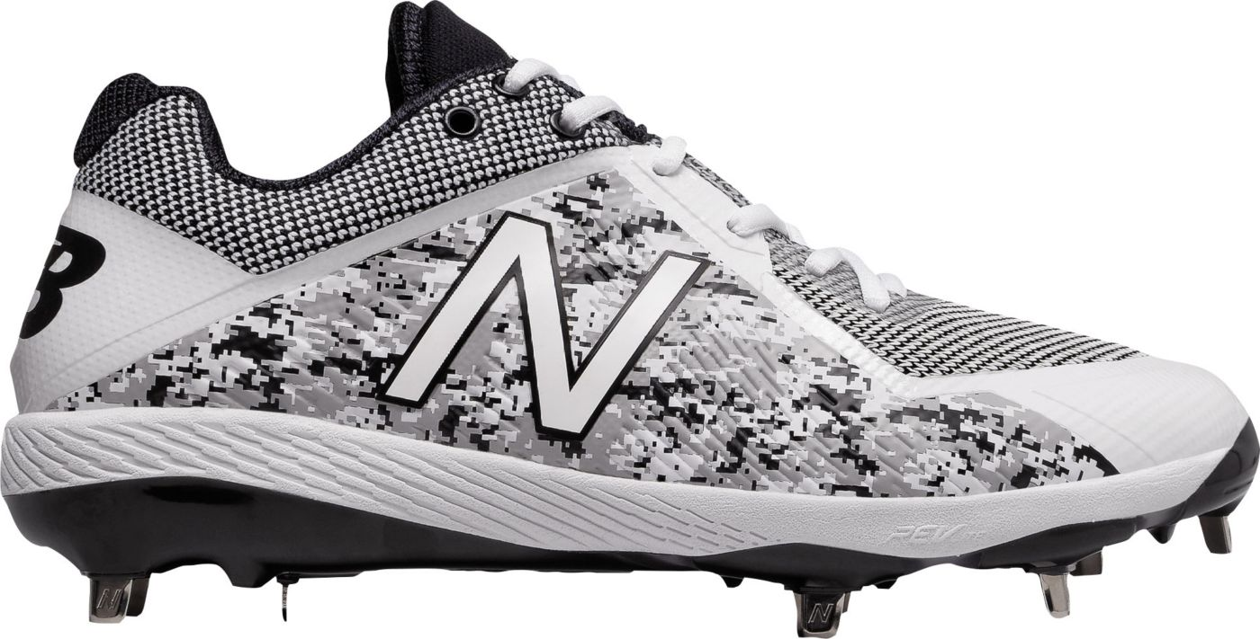 New Balance Men's 4040 V4 Pedroia Metal Baseball Cleats