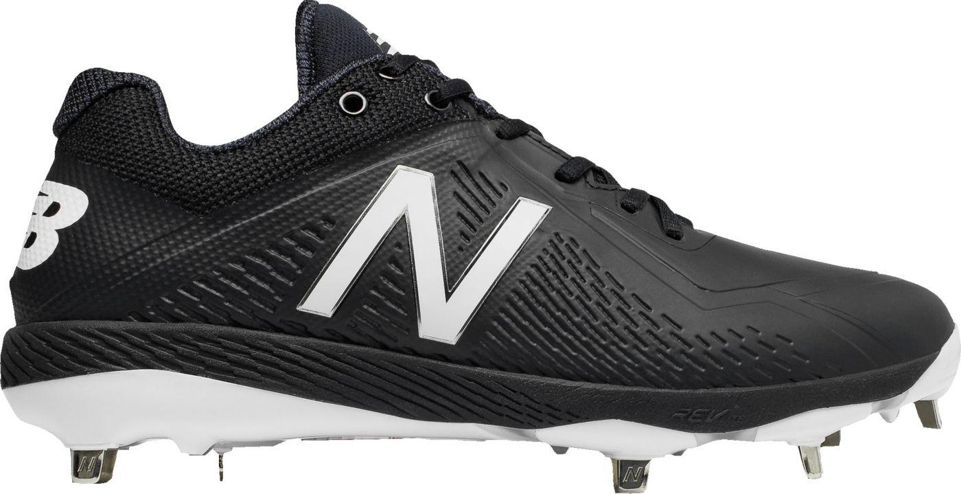 New Balance Men's 4040 V4 Metal Synthetic Baseball Cleats