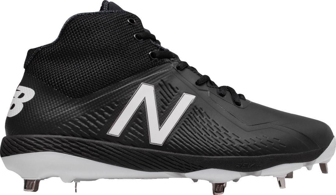 f5b0681b4c6b New Balance Men's 4040 V4 Mid Metal Synthetic Baseball Cleats ...
