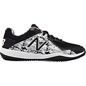 New Balance Kids' 4040 V4 Turf Baseball Cleats