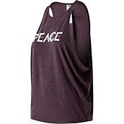 New Balance Women's Graphic Wedge Layering Tank Top