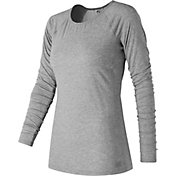New Balance Women's Long Sleeve Layer Top