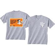 New World Graphics Women's Tennessee Volunteers Grey Look Good T-Shirt