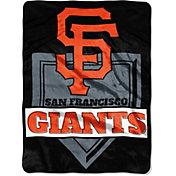 Northwest San Francisco Giants Home Plate Blanket