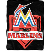 Northwest Miami Marlins Home Plate Blanket